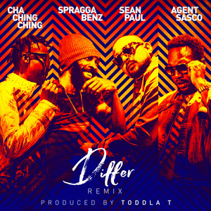 Differ Remix (feat. Sean Paul, Agent Sasco & Chi Ching Ching)
