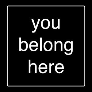 You Belong Here cover art