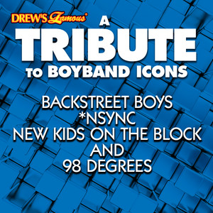 A Tribute to Boyband Icons Backstreet Boys, *nsync, New Kids On the Block and 98 Degrees album
