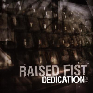 The People Behind by Raised Fist