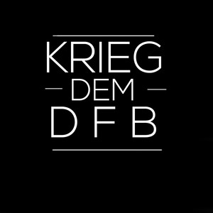 Krieg dem DFB cover art