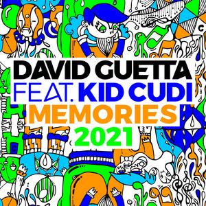 Memories  - 2021 Remix cover art