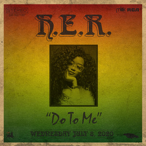 Do To Me by H.E.R. cover art