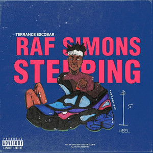 *Raf Simons Steppin*