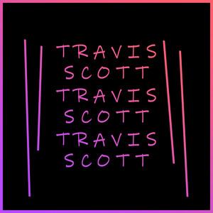 Travis Scott by JVLA