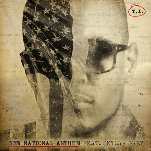 New National Anthem cover art