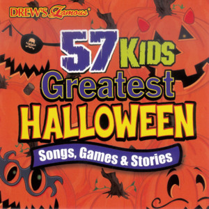 57 Kids Greatest Halloween Songs, Stories, And Sounds album
