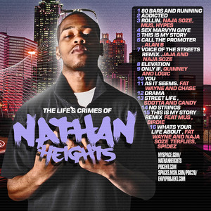 Butterflies (feat. Spidez) by Nathan Heights, Spidez