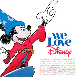 We Love Disney (Latino) album