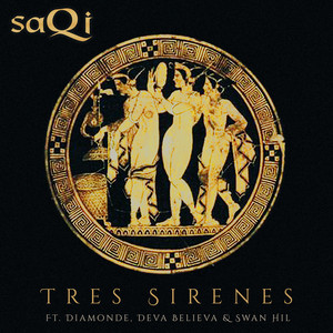 Tres Sirenes by SaQi, Diamonde, Deva Carolina, Swan Hil