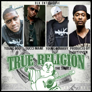 True Religion Jeans (feat. Young Boo & Young Robbery) - Single