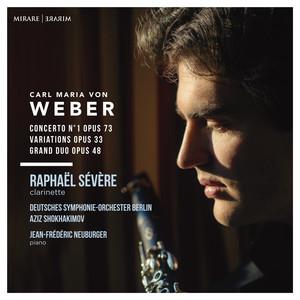 Clarinet Concerto No. 1 in F Minor, Op. 73: III. Rondo - Allegretto by Carl Maria von Weber, Raphaël Sévère, Aziz Shokhakimov, Deutsches Symphonie-Orchester Berlin