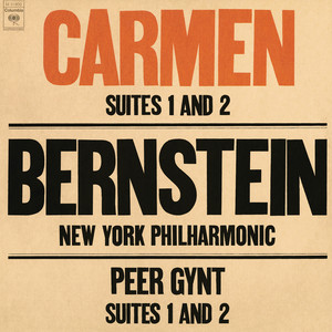 Carmen Suite No. 2: Habanera. Allegretto quasi Andantino (Act I) by Georges Bizet, Leonard Bernstein, New York Philharmonic