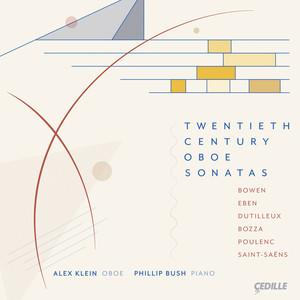 Oboe Sonata, Op. 85: II. Andantino espressivo cover art