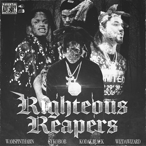 Righteous Reapers cover art
