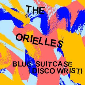 Blue Suitcase (Disco Wrist)