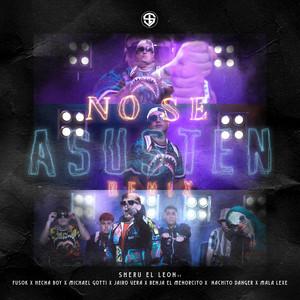 No Se Asusten Remix