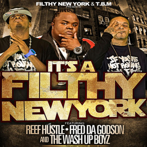 Its a Filthy New York (Clean Vers.) - Single