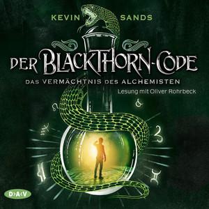 Der Blackthorn-Code - Das Vermächtnis des Alchemisten (Lesung) Audiobook