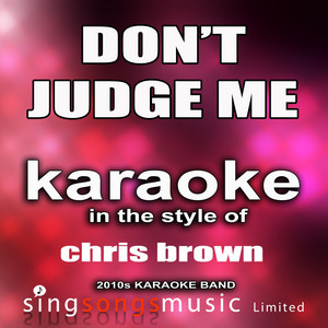 Chris Brown – dont judge me (Acapella)