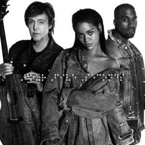 FourFiveSeconds cover art
