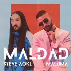 Maldad - Steve Aoki's ¿Qué Más? Remix cover art