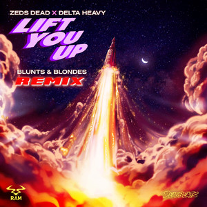 Lift You Up - Blunts & Blondes Remix cover art