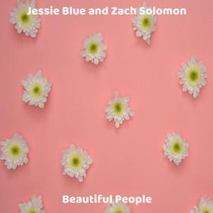 Jessie Blue and Zach Solomon