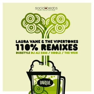 Laura Vane & The Vipertones – 110% (Studio Acapella)