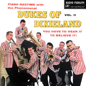Piano Ragtime with the Dukes of Dixieland, Vol. 11 album