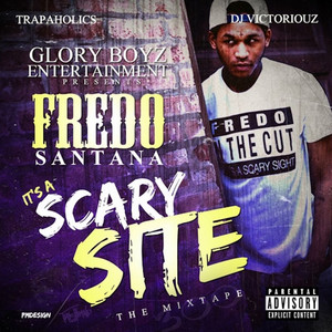 It's a Scary Site (Hosted by Trapaholics & DJ Victoriouz)