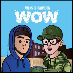 Wow cover art