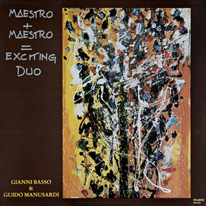 Maestro+Maestro=Exciting Duo album