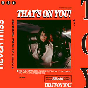 THAT'S ON YOU! cover art