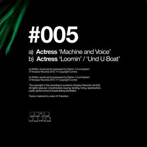 Machine and Voice