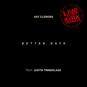Better Days - Live cover art