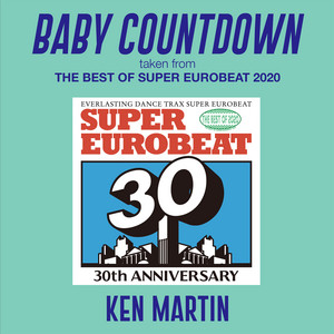 BABY COUNTDOWN (taken from THE BEST OF SUPER EUROBEAT 2020)