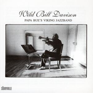 Wild Bill Davison with Papa Bue album