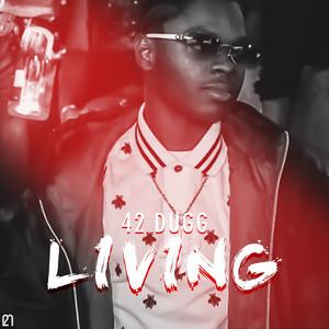 Livin' cover art