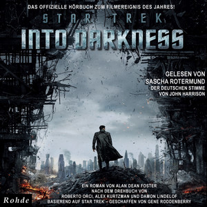 Star Trek Into Darkness (Der Roman zum Film) Audiobook
