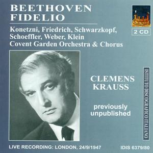 Beethoven, L. Van: Fidelio [Opera]  - Ludwig Van Beethoven