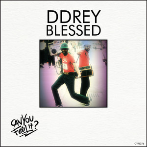 Blessed by DDRey
