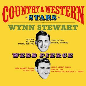 In Person: Country & Western Stars Wynn Stewart & Webb Pierce album