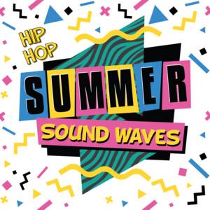 Hip Hop Summer Sound Waves