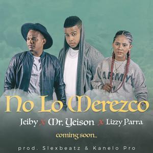 No Lo Merezco cover art