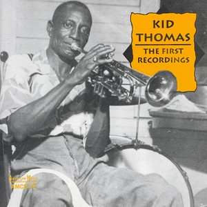 Kid Thomas: The First Recordings album