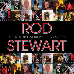 The Studio Albums 1975 - 2001 album