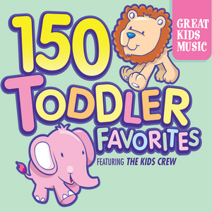 150 Toddler Favorites album