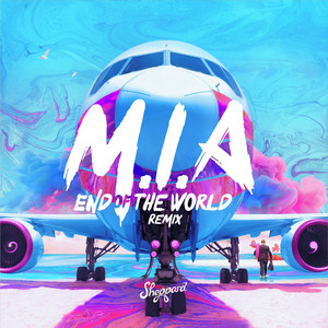 M.I.A - End Of The World Remix cover art