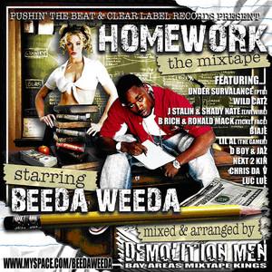 Homework: The Mixtape - Starring Beeda Weeda